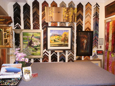 Framing and Prints at the Gunnison Gallery